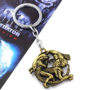 Alien Vs Predator Battle Keyring
